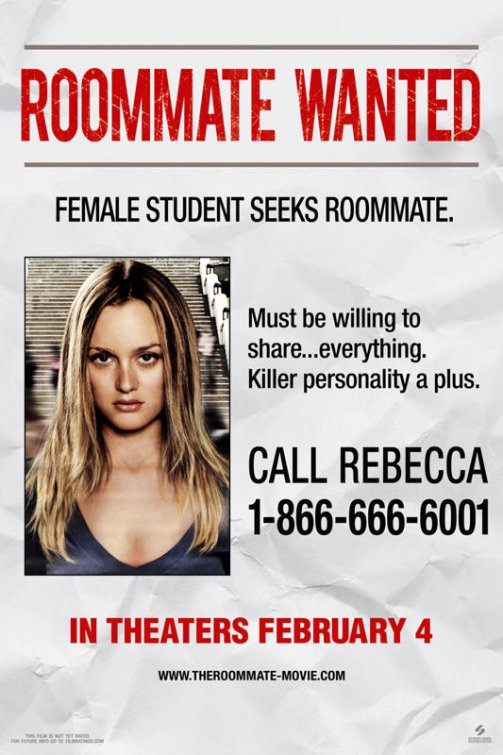 the roommate leighton meester. Leighton Meester Has a Message