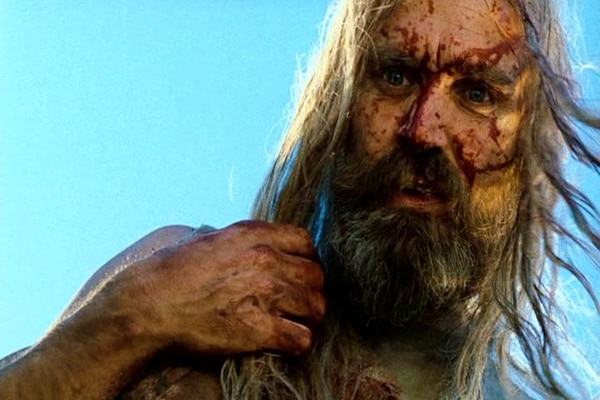 Bill Moseley Channels Charlie for Manson Girls