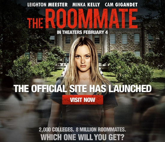 Video Interviews: Leighton Meester, Minka Kelly, Cam Gigandet, Aly Michalka and Christian E. Christiansen Talk The Roommate