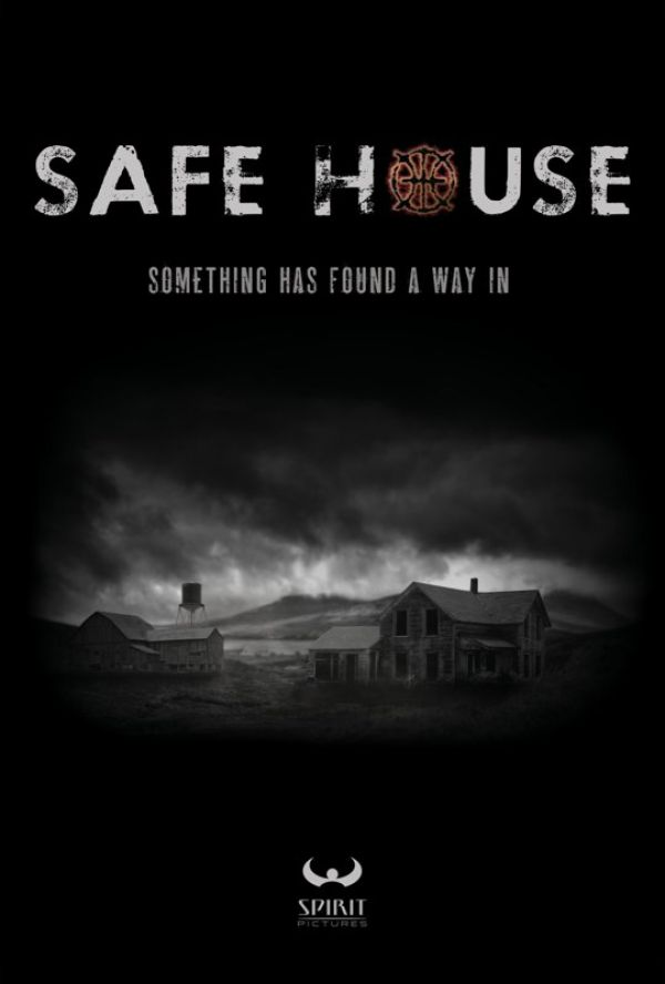 Teaser One-Sheet Debut - Simon Hunter's Safe House
