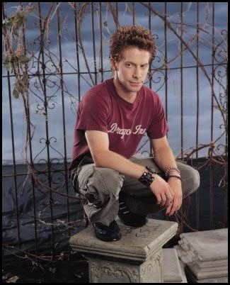 seth green buffy. Seth Green Points to Audience