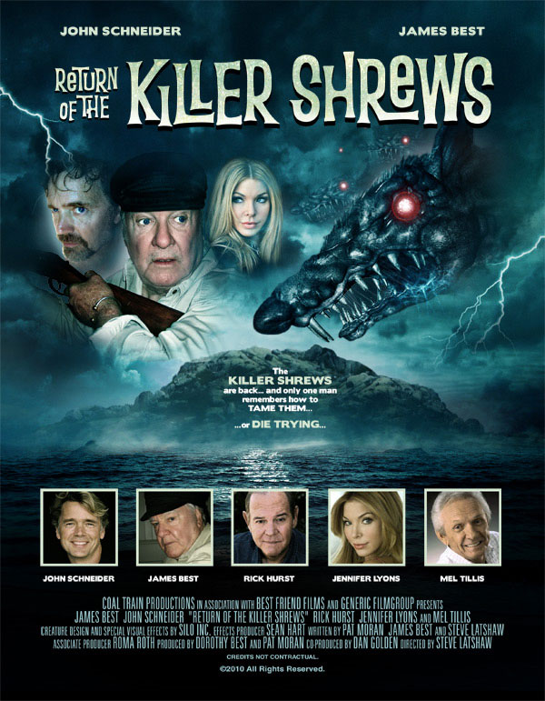 Are You Ready for The Return of the Killer Shrews? *Cues Spooky Dramatic Music Now*