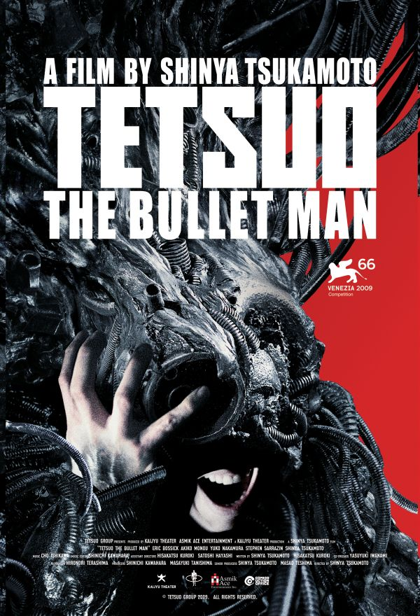 Images, Artwork, and Trailer for IFC Midnight's Release of Tetsuo III: The Bullet Man
