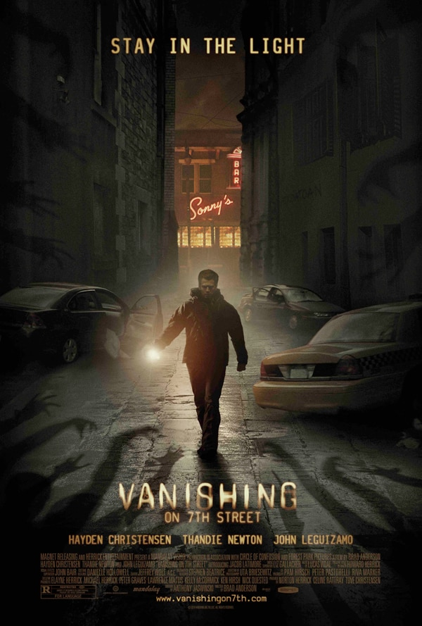The Darkness Comes in Latest Vanishing on 7th Street Clips