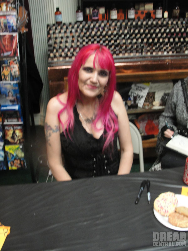 Exclusive Event Photos: The Complete History of The Return of the Living Dead Signing
