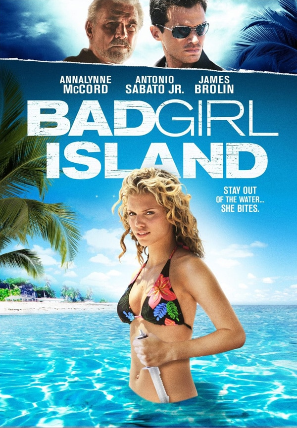 Take a Trip to Bad Girl Island on January 24th