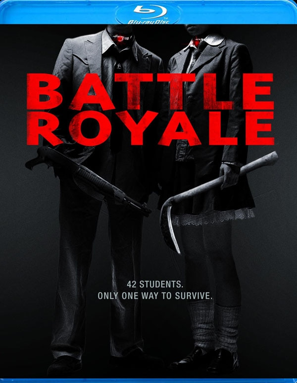 An Inside Look at the Making of Battle Royale and a Bloody New Blu-ray Clip