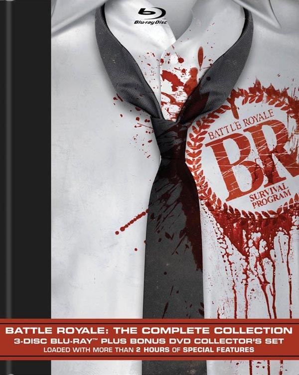 The CW Looking to Bring Battle Royale to the Small Screen as a Weekly Series