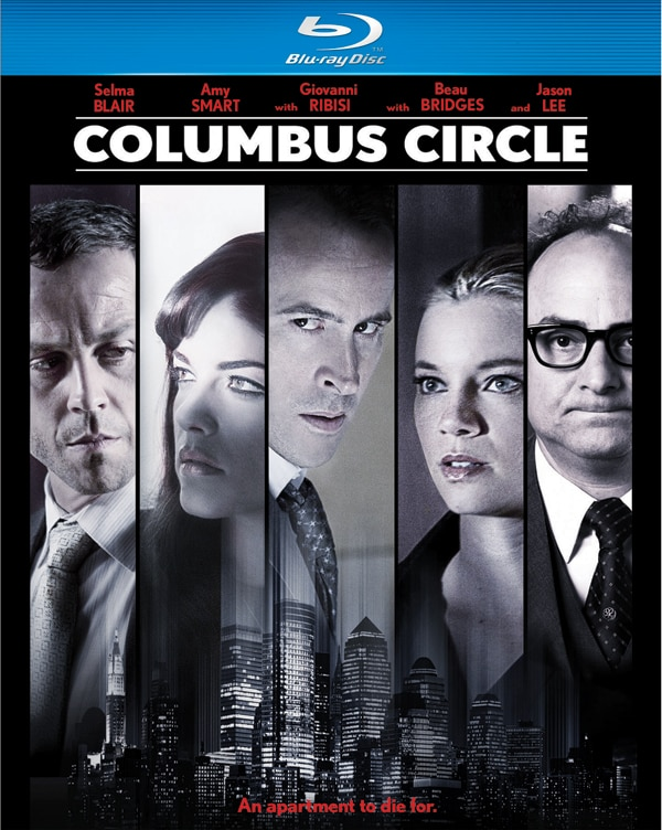 Selma Blair Finds Terror at Columbus Circle This March