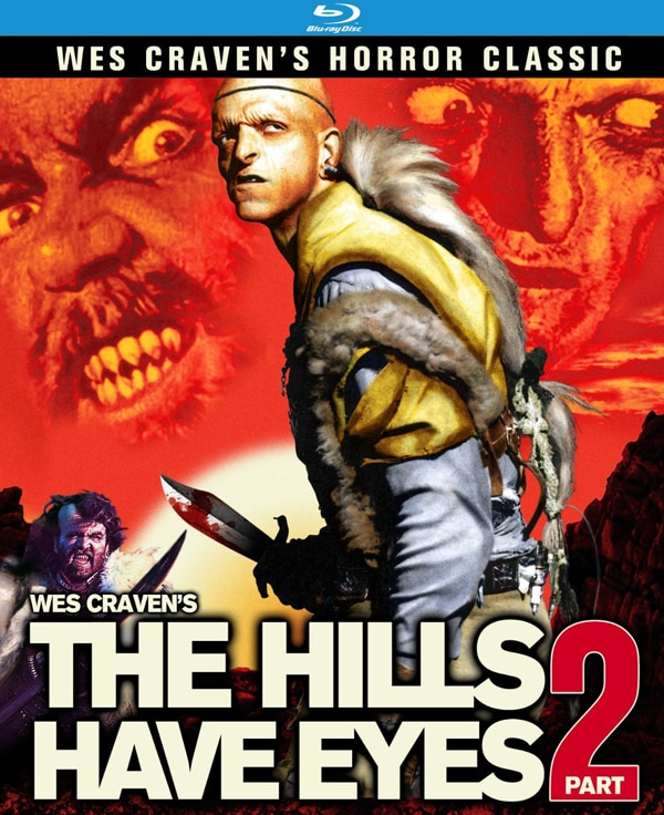 Wes Craven's The Hills Have Eyes 2 Comes to Blu-ray! Animals Have Flashbacks All Over the Country!