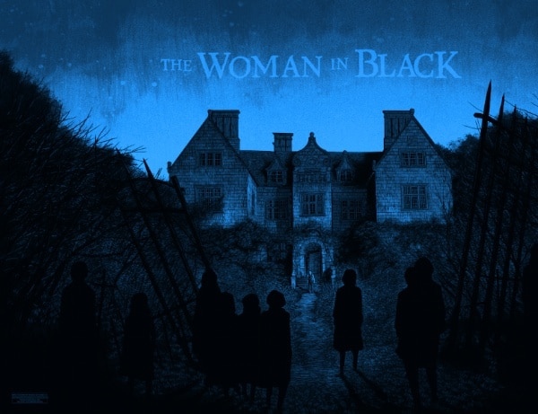 Win a Limited Edition Signed One-Sheet for The Woman in Black