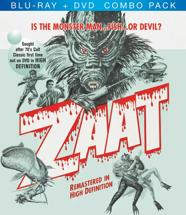 Official Blu-ray Announcement: - The Seventies Classic Zaat
