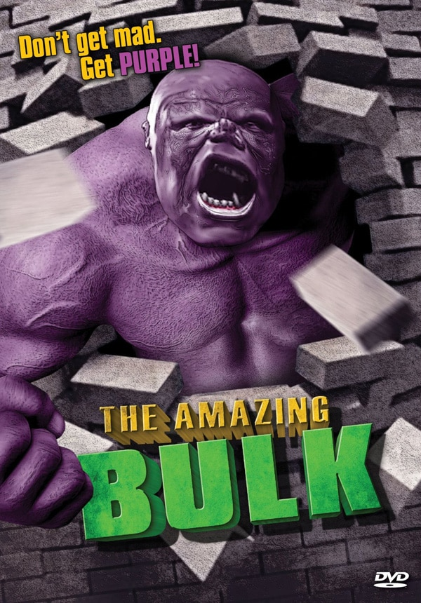 Zero Budget Superhero The Amazing Bulk Skulks onto DVD in April