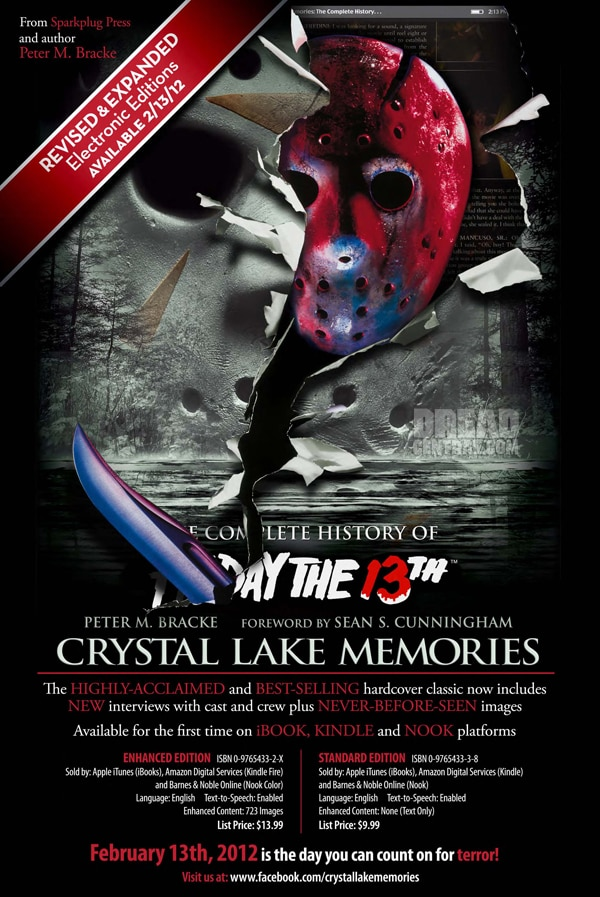 Crystal Lake Memories Gets Bigger, Badder, and Better!
