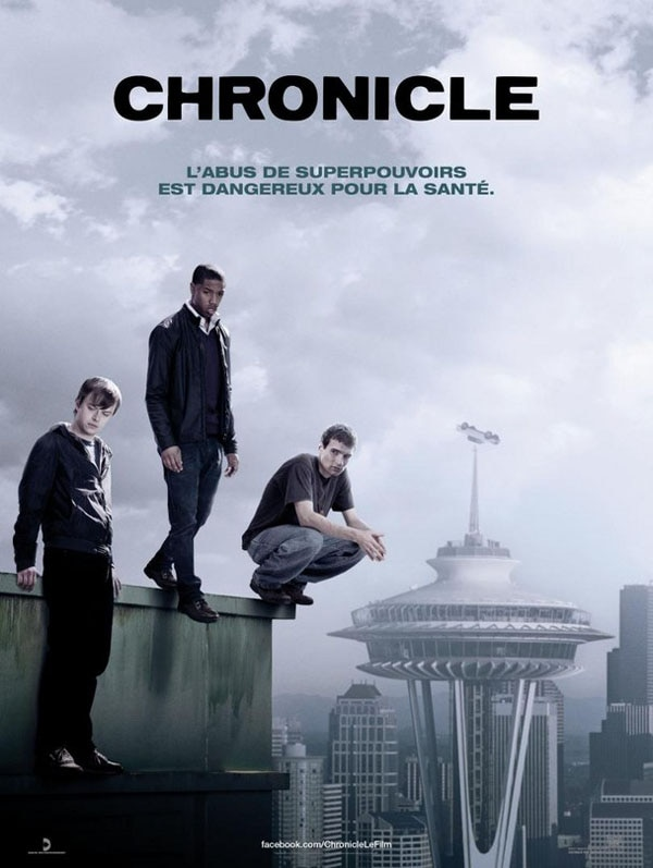Chronicle the Latest International One-Sheet