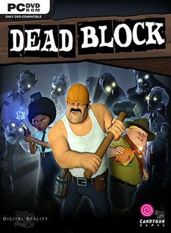 Dead Block Brings its Zombie Action to PC