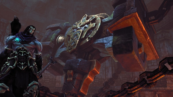 New Darksiders II Screenshots and Trailer Bring Death Closer