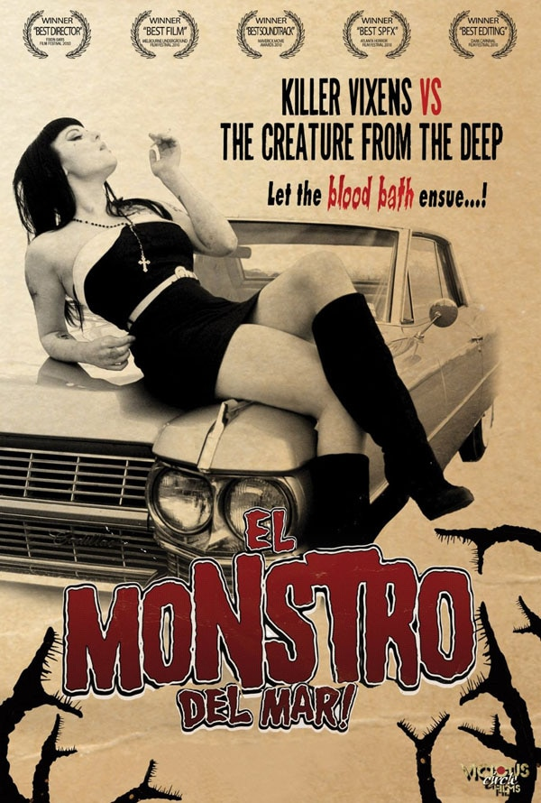 El Monstro Del Mar Coming to US DVD from Breaking Glass Pictures
