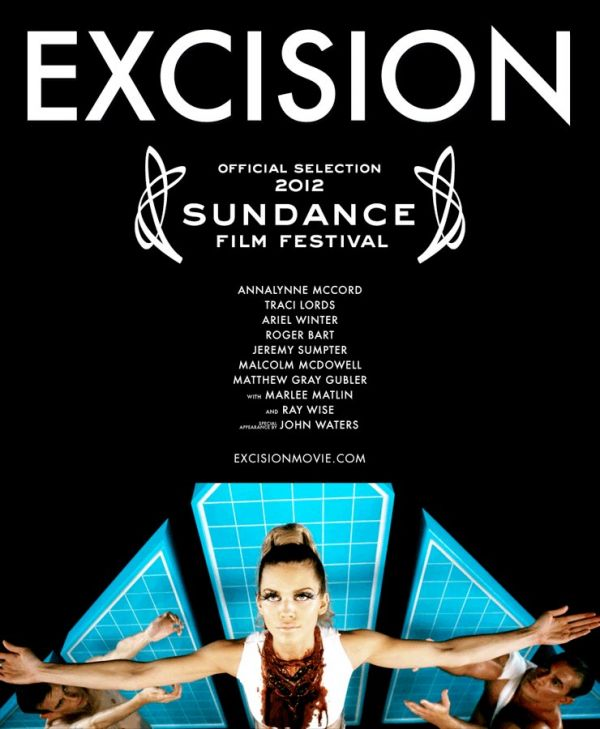 Sundance 2012: Festival One-Sheet for Excision Rises Up