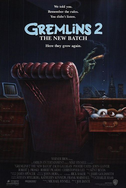 Gremlins 2: The New Batch Finally Gets the Blu-ray Treatment