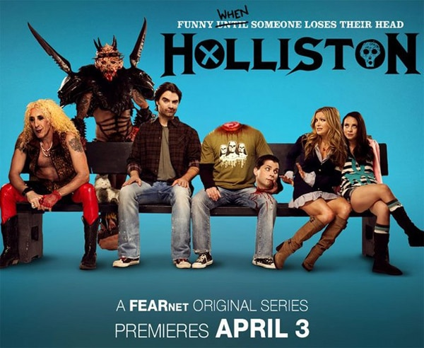 New Holliston Promo to Pitch You On!