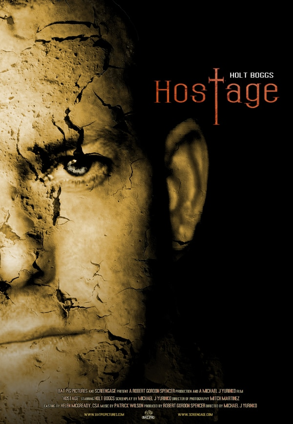 Trailer For Upcoming Film Hostage Arrives Online ... No Ransom Required