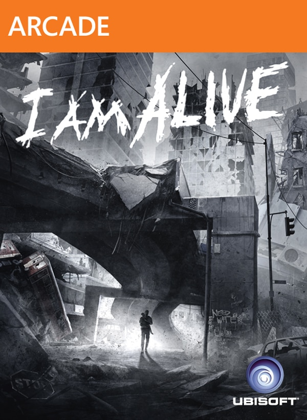 Win A Copy of I Am Alive