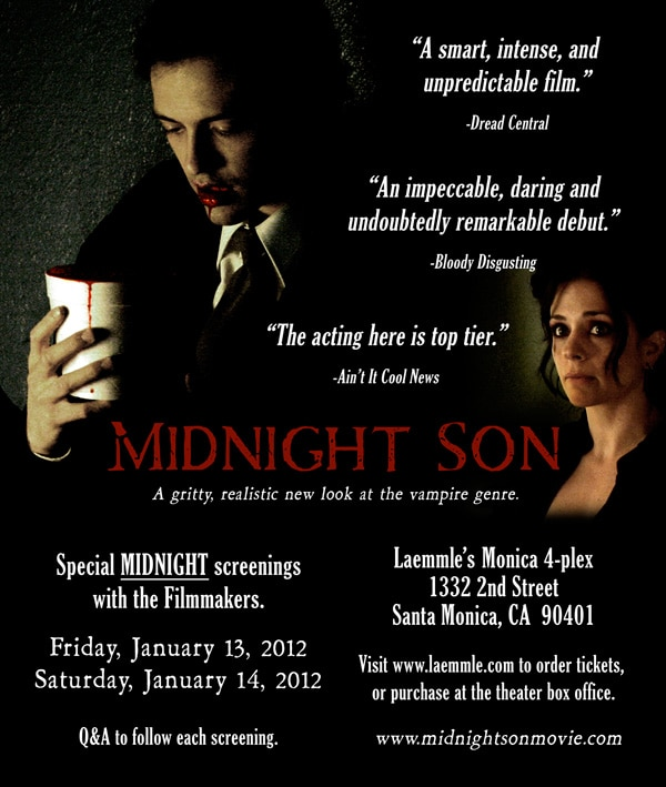 Red Carpet Coverage: Dread Central at the Los Angeles Premiere of Midnight Son