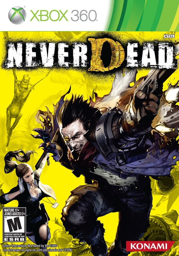 NeverDead Coming on Strong! New Images and More!