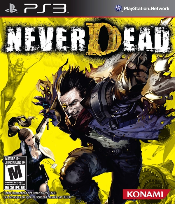 Another New Look at Konami's NeverDead