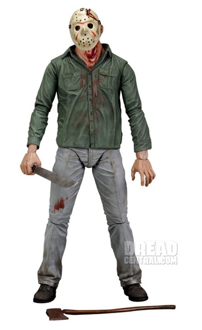 Toy Fair 2012: More Figures from NECA Including a New Jason and Many Others