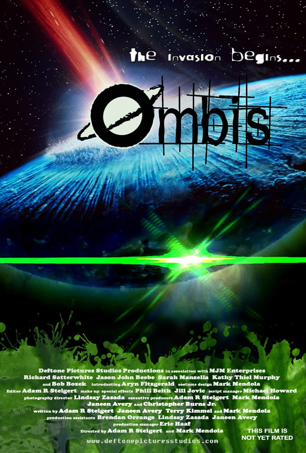 First Details, Artwork, and Teaser Trailer for DefTone Pictures Studios' Ombis