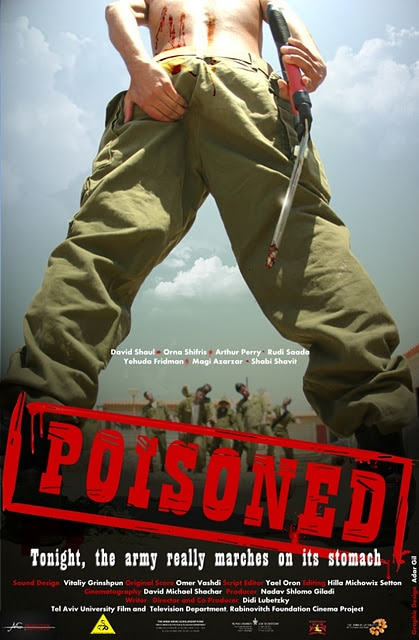 Israeli Zombie Comedy, Poisoned, Headed Stateside