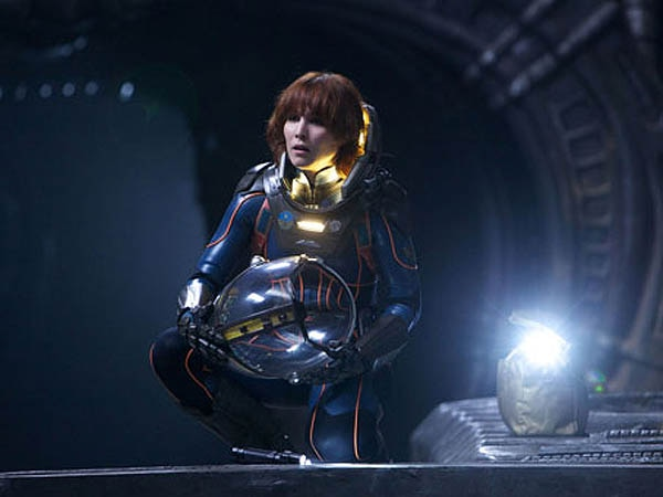 New Prometheus Still Features an Inquisitive Noomi Rapace