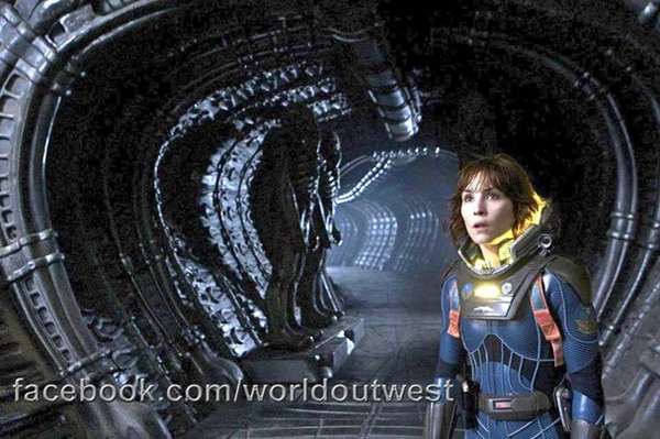 Prometheus Image Reveals Space Jockey Gear