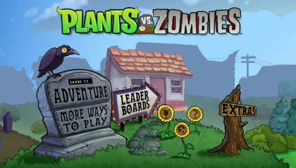 Plants vs. Zombies Munching Its Way To PSVita