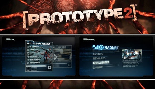Make Prototype 2 Even Better with RADNET