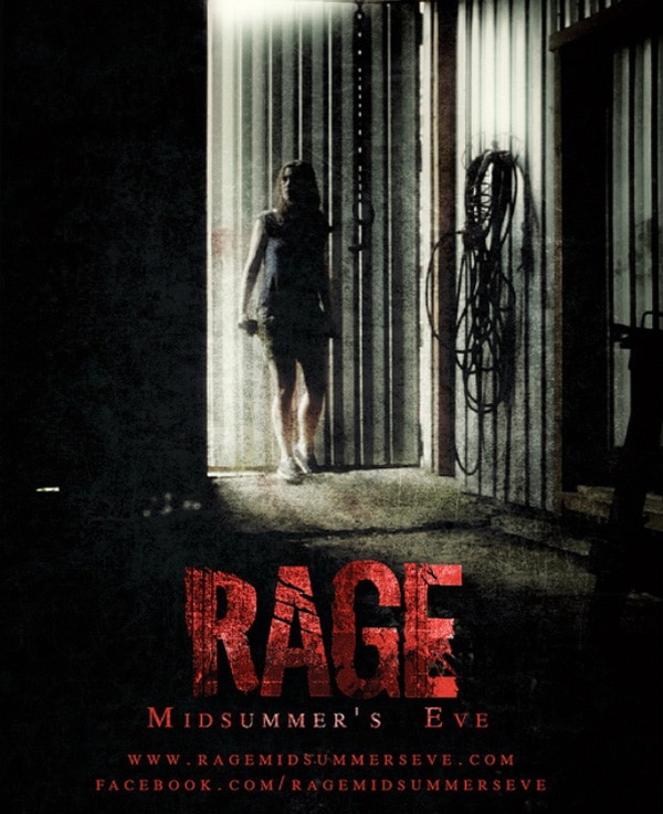 Teaser Art and Trailer Slash Their Way Online for Rage – Midsummer's Eve