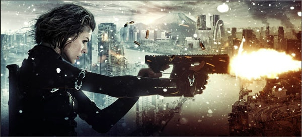 Resident Evil: Retribution is Trending! Second Official Still Released! (click for larger image)