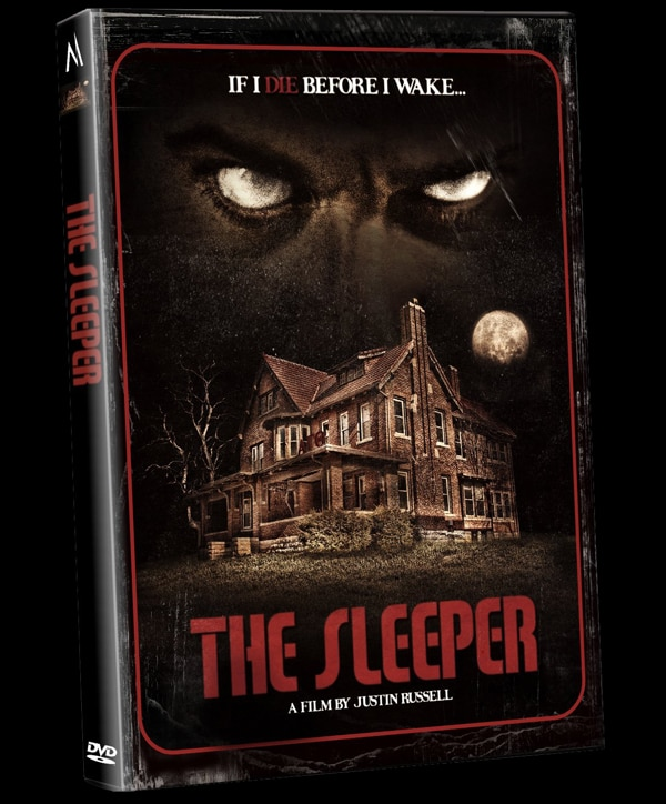 Official DVD and VHS(!) Specs and Artwork for The Sleeper