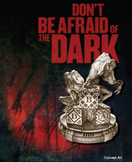 Sideshow Collectibles and Guillermo del Toro Combine for Some Badass Don't Be Afraid of the Dark Fun
