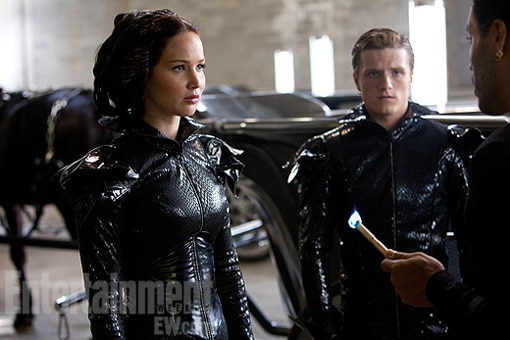 Hot New Still from The Hunger Games