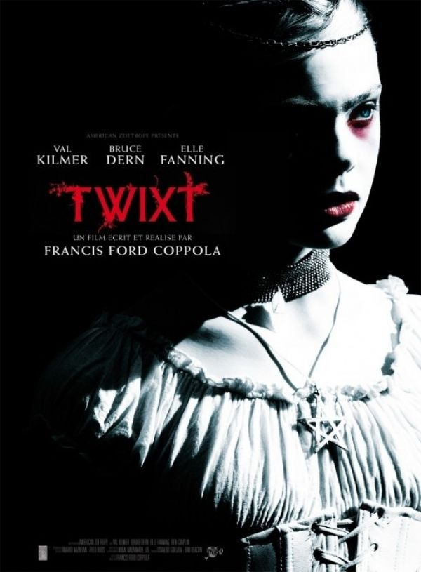 New Twixt One-Sheet Ready to Bite