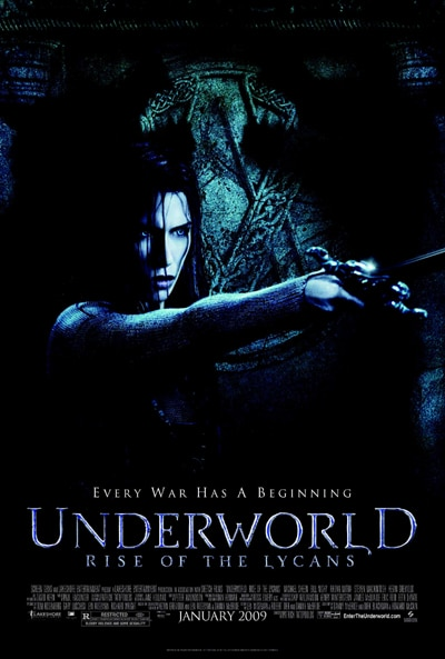 A Trip Through The Underworld: Looking Back at the Vampire / Lycan War