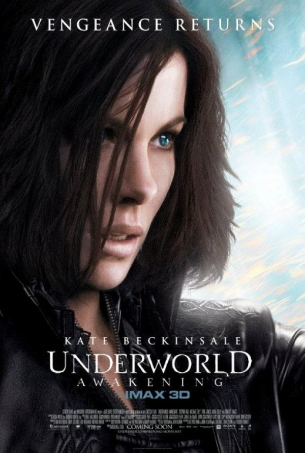 New Underworld: Awakening Clip Features Kate Beckinsale! SURPRISE!