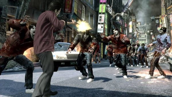 It's Good to Have Friends in New Trailer for Yakuza: Dead Souls