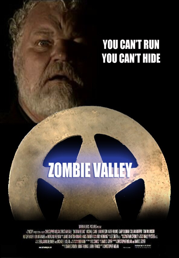 Have a Look at Darin Beckstead's Zombie Valley Short Film