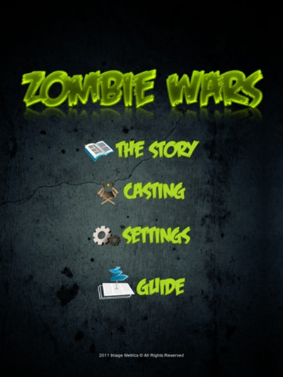 Become Part of the Zombie Apocalypse with Zombie Wars