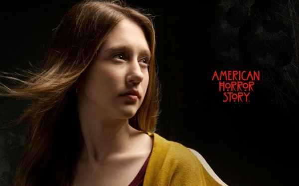 Taissa Farmiga Official for American Horror Story Season 3