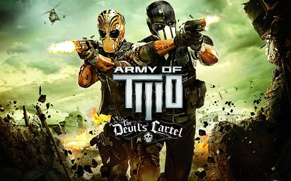 Army of TWO: The Devil's Cartel Reveals Bloody New Overkill Trailer